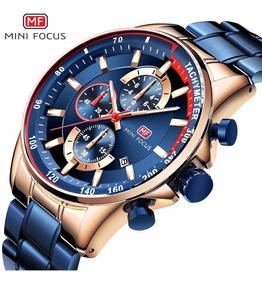 Mf0218g Homens Negócio De Quartzo Relógios De Pulso Calend