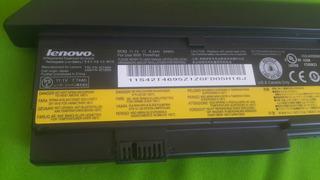 Bateria Lenovo Original Referencia Fru P/n 42t4694