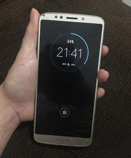 Celular Motorola E5plus