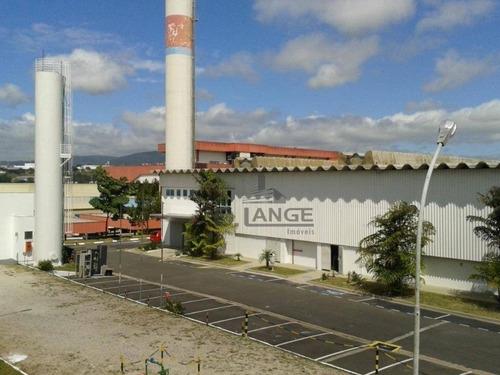 Galpão À Venda, 6789 M² Por R$ 20.500.000,00 - Distrito Industrial - Jundiaí/sp - Ga0562