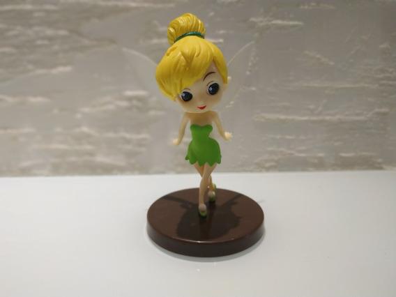 Boneca Tinker Bell Sininho Q Posket Disney Banpresto Fada