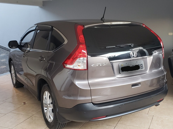 Honda Cr-v 2.0 Lx 4x2 Aut. 5p 2012