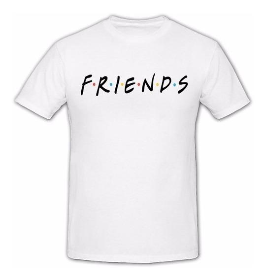Remeras Friends 2 |de Hoy No Pasa