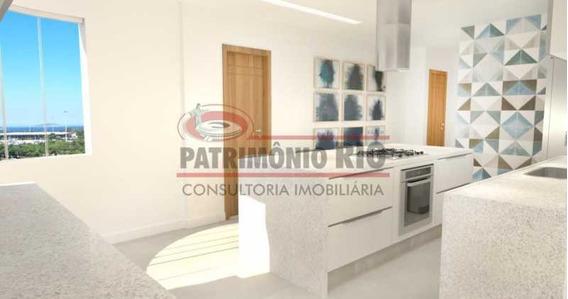 Espetacular Apartamento, 3suites, Semi - Luxo- Gloria - Paap30907