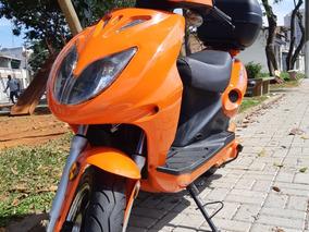 Moto Eletrica Scooter Bestar 1000w Dc Com Bateria Reserva