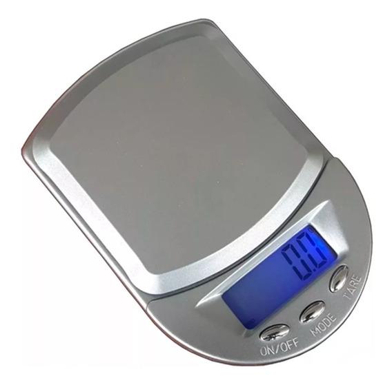 Balança Digital Alta Precisão Cozinha,1g- 500g Eletrônica A4