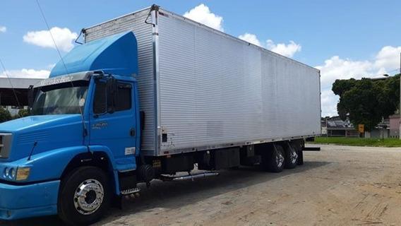 Mb 1620 Truck 6x2 Ano 2003 Com Bau De 11 Metros.