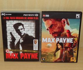 Max Payne 1 + Max Payne 3