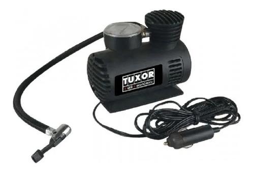 Mini Compresor De Aire Inflador Tuxor 12 V 250 Psi Portatil