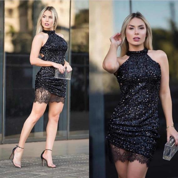 Vestido Luxo Festa Panicat