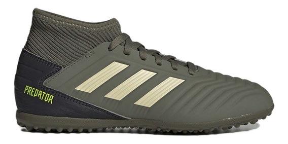 Botines adidas Futbol Predator 19.3 Tf J Niño Ol/go