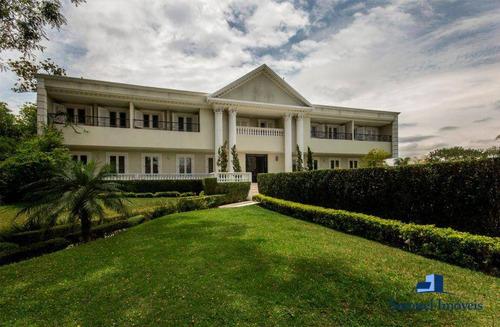 Imagem 1 de 30 de Casa Com 6 Dormitórios À Venda, 2200 M² Por R$ 19.000.000,00 - Retiro Morumbi - São Paulo/sp - Ca0539