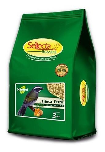 Sellecta - Trinca-ferro Natural - 3kg - Mini Extrusado