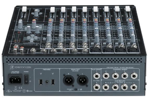 Mixer Mackie 12c Onyx 1220i