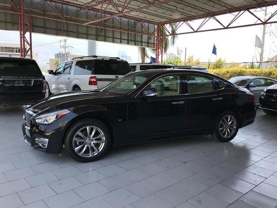 Infiniti Q70 2016 3.7 Seduction V6 At