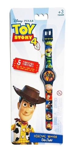 Reloj Toy Story Disney Digital Nuevo Original Tsrj6 Bigshop