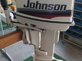 Motor De Popa Johnson 25 Hp ( Miami Nautica )