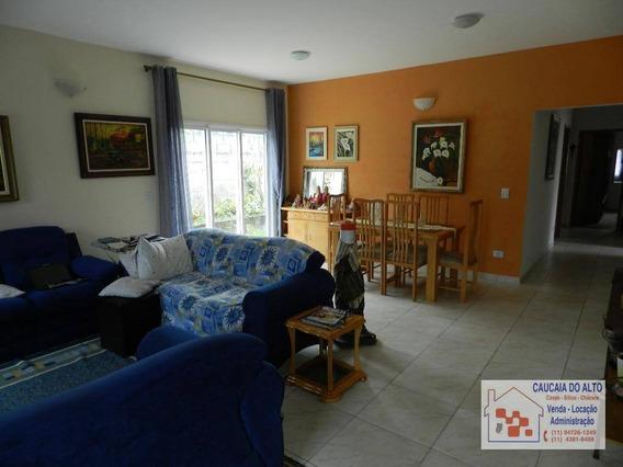 Casa Residencial À Venda, Tijuco Preto, Vargem Grande Paulista. - Ca0028