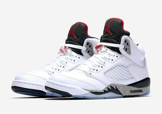 Zapatillas Jordan Air Nike Retro 3 White Cement