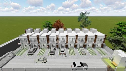 Casa Com 2 Dormitórios À Venda, 66 M² Por R$ 255.000,00 - São  Jorge - Novo Hamburgo/rs - Ca3770