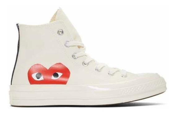 Comme Des Garçons X Converse Zapatos