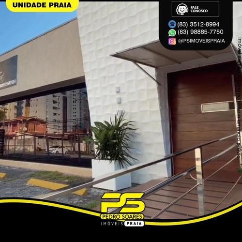 Imagem 1 de 10 de Ponto À Venda, 262 M² Por R$ 700.000 - Manaíra - João Pessoa/pb - Pt0064