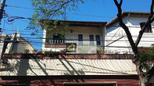 Sobrado Comercial Para Locação, Vila Monte Alegre, São Paulo. - So0173
