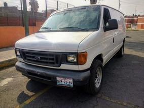 Ford Econoline Gas Lp E150 Van Aut 2004