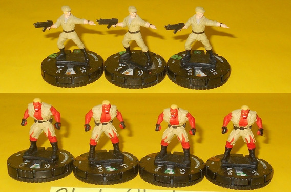 Ccc21 Heroclix A.i. Marine Hulk