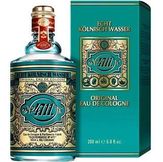 Perfume 4711 Echt Kolnisch Wasser 200ml - mL a $564