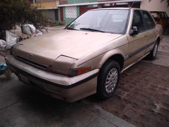 Honda Accord Clásico 1989