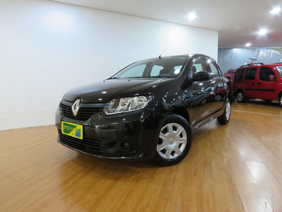 Renault Logan 1.0 Authentique Sce Flex Completão C/ Airbag