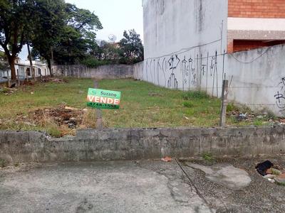 Terreno À Venda - Jardim Realce - Suzano/sp