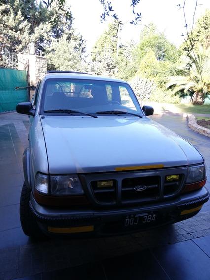 Ford Ranger 2.5 Xlt I Dc 4x4 2001
