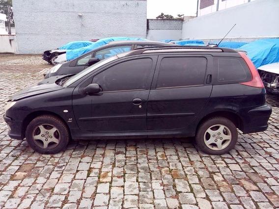 Sucata Peugeot 206 Sw 1.6 16v Retirada De Peças