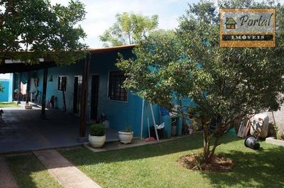 Chácara Com 3 Dormitórios À Venda, 1030 M² Por R$ 430.000 - Colinas Do Pontal (botujuru) - Campo Limpo Paulista/sp - Ch0140