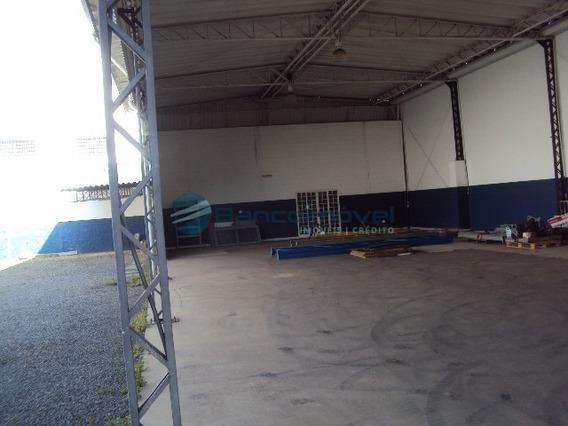 Barracão Para Alugar Jd Do Trevo - Ba00084 - 3476740