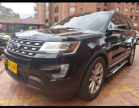 Ford Explorer Limited At Version 4x2 3500 Cc-