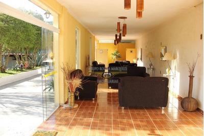 Chácara Com 6 Dormitórios À Venda, 5565 M² Por R$ 1.850.000 - Cidade Edson - Suzano/sp - Ch0010