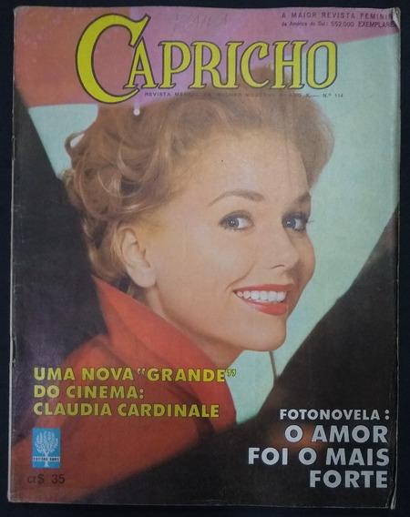 Revista Capricho Antigas - 13 Numeros Entre 1961 E 1968.