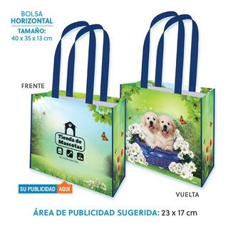 Bolsa Publicitaria Len Con Tu Publicidad!!!50 Pzas.envio Gr