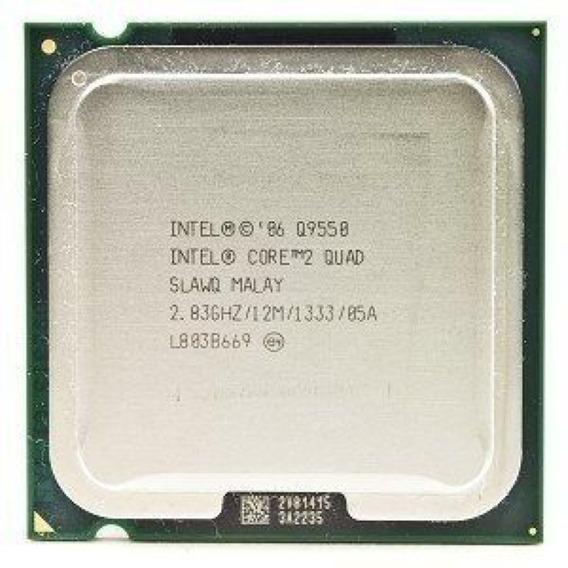 Processador Core 2 Quad Q9550 - 2.83ghz - 12mb - 1333 Mhz