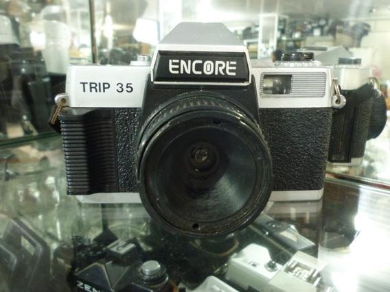 Câmera Antiga Encore Trip 35