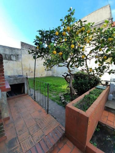Imagen 1 de 26 de Casa Lote Ppio 8,66 X 36,27 Con Jardín + Patio + Tza