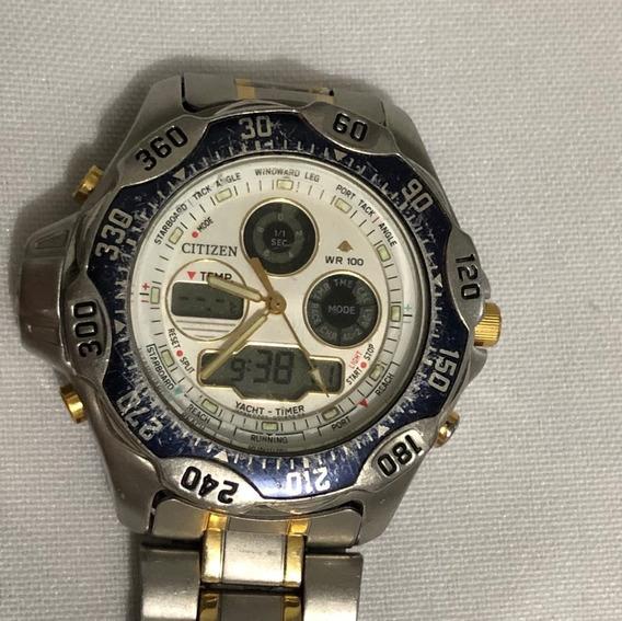 Relógio Citizen C700 (temperatura Não Mostrando)