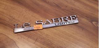 Insignia Buick Le Sabre