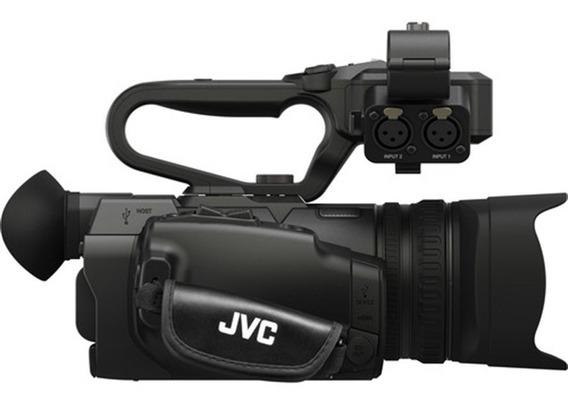 Filmadora Jvc 4k Gy-hm250 Uhd Para Transmissão Ao Vivo