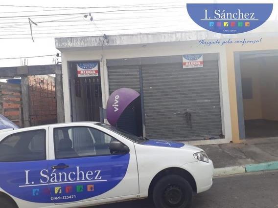 Salão Comercial Para Locação Em Itaquaquecetuba, Jardim Nápoli - 180723 B_1-949447
