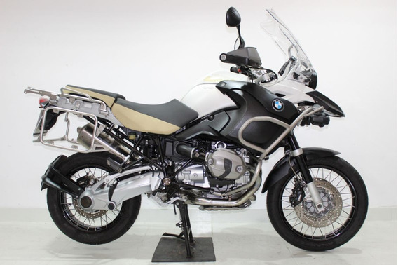 Bmw - R 1200 Gs Adventure - 2012 Branca