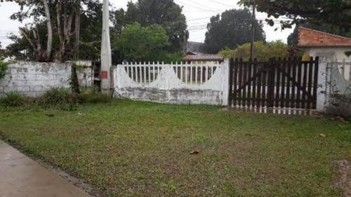 Casa Lote Inteiro Rua Calçada 1km Do Mar Em Itanhaém - 0040-cs